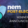 NEM財団・暫定代表Kristof Van de Reckからのメッセージ – 投票結果について