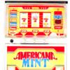ユニバーサル販売「アメリカーナミント」の筺体&スペック&情報