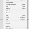 【Unity】エディタで使用できるショートカットキーを4個以上追加できる「UnityEditorSnippets」紹介