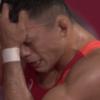 #951 祝!レスリング男子グレコ60キロ級文田健一郎選手 涙の「銀」メダル、大会開催に深い感謝