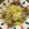 マルハバでマトンのビリヤニを食べてきた