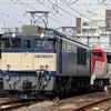 リベンジ・フォト  国鉄色のEF64 1036