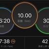 【ラン練習】これまでのレースレポとVDOT55.9