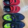PayPay祭で新しい靴