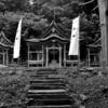 秋田 男鹿半島にナマハゲ伝説の五社堂を訪ねた