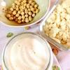 大豆から 自家製豆乳とおから