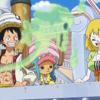 ONE PIECE(ワンピース) 791話「お菓子な森 ルフィVSルフィ!?」