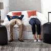 旅行から帰ったらすぐに、すべての荷物を片付ける