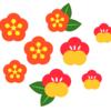 illustratorの回転ツールを使って花を描く