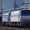第1048列車 「 甲218+回4-3 JR貨物 EF200-2とシキ800形の京鉄博展示送り込み甲種輸送と回送を狙う 」