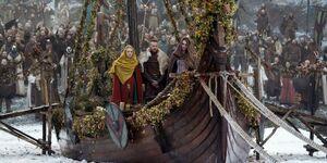 【ヴァイキング~海の覇者たち~】シーズン6第7話あらすじと感想:ラゲルサ