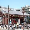 Eclipseのライブを観に行ったついでに、東京で写真を撮ってきた