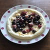 冷凍果物とクラフトで手抜きフルーツピザ