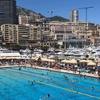 モナコの屋外プールがすごいよね。モナコに行った際には入ってみてくださいね。 in 神戸・三宮・元町 VLOG#56