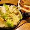 アヒージョのレシピ! タコとマッシュルーム!