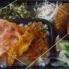 「琉花」の「ほうれん草メンチカツ(日替わり弁当)」300円 #LocalGuides