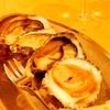 生牡蠣に魚介スープで贅の極み