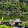 旧芝離宮恩賜庭園 【浜松町駅から1分でいける大名庭園】