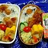No.258 鶏照り焼きとポテトサラダ