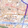 福岡県福岡市 主要地方道福岡東環状線(土井工区)の道路整備が完了
