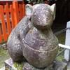 【大豊神社】珍しい狛ねずみに鼠おみくじ!子年の参拝で招福祈願!