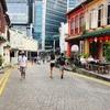 Day 1  in Singapore (オーチャード観光とナイトスポット)