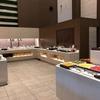 2019年7月・大阪マリオット都ホテル宿泊記 クラブラウンジを紹介します。
