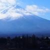 (2017.1.2)走り始めは富士山へ!
