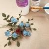 樹脂粘土でバラを作ろう