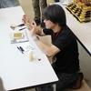 歴博講座「三河仏壇伝統工芸士の技に学ぶ」の彫金講座を行いました