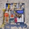 つまらないゴミ拾いでも、そのゴミでクリエイティブなアートを創って考えたら、嫌でも楽しくなる。
