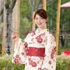 【今日のおすすめ!】オリジナル手鞠桜柄~はんなり生成り系~