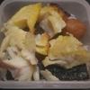 焼き魚と梅干し