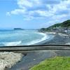 五月の鎌倉① 稲村ヶ崎の海辺散歩