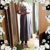 【着画】【ファッション】~21年8月27日のコーディネート ワンピース 大人かわいい プチプラコーデ