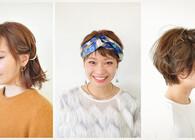 夏は涼しくヘアアレンジ! Instagramで人気の美容師が教える、超簡単でかわいい髪型別アレンジ9つ