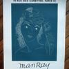 ギャラリー20世紀 マン・レイ展ポスター