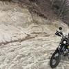 室久保林道はちょっと珍しい砂地っぽい林道だ!
