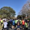 大阪新春マラソン大会(ハーフ),浜寺公園ふれあいマラソン(ハーフ),武庫川マラソン(20k)走った
