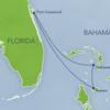 新造船ディズニー・ウィッシュはバハマ航路