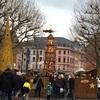 マインツのクリスマスマーケットとシャガールのステンドグラスの教会 (マインツへの行き方も)