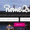 Rome2rioは2つの地点の経路が一発で分かる便利な旅のツール