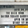 THE BACK HORN 20thAnniversary「KYO-MEI対バンツアー」~情景泥棒~ w/UNISON SQUARE GARDEN