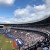 僕にとっては、4連覇を狙う木総に、春夏連続を狙う習志野との決戦は今大会ベストゲームでした!!!
