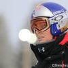 リンゼイ・ボン、最後のインスペクション オーレ世界選手権女子DH