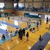 仙台市フェンシング選手権男子フルーレ杯