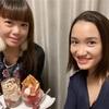 バースデーガールのために、【アイダ ベジライフ】特製秋のフルーツプティケーキ