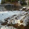 長崎は大雪になった