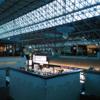 台湾桃園国際空港にあるシンガポール航空の「シルバークリスラウンジ(SILVER KRIS LOUNGE)」