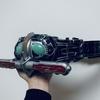 仮面ライダーアマゾンズ「CSMアマゾンズドライバー」の汚し塗装で鷹山 仁モデルに近づけるという遊び!
